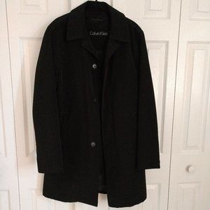 Calvin Klein Men's All Weather Jacket Size 38R